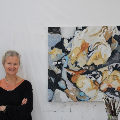 How I Sell My Art: Lisa Kellner
